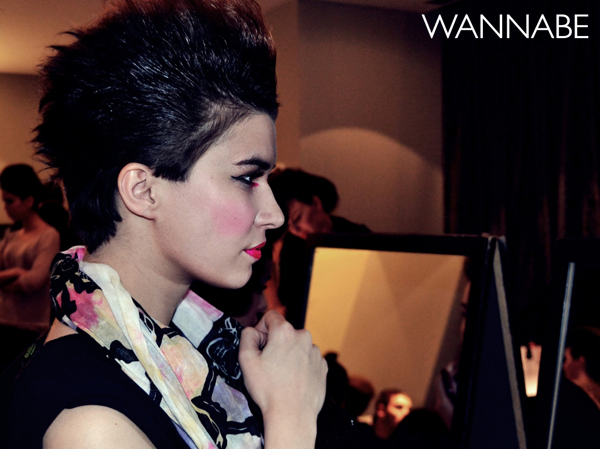 bfw14 Backstage iz ugla jedne manekenke: Peti dan 33. Perwoll Fashion Week a