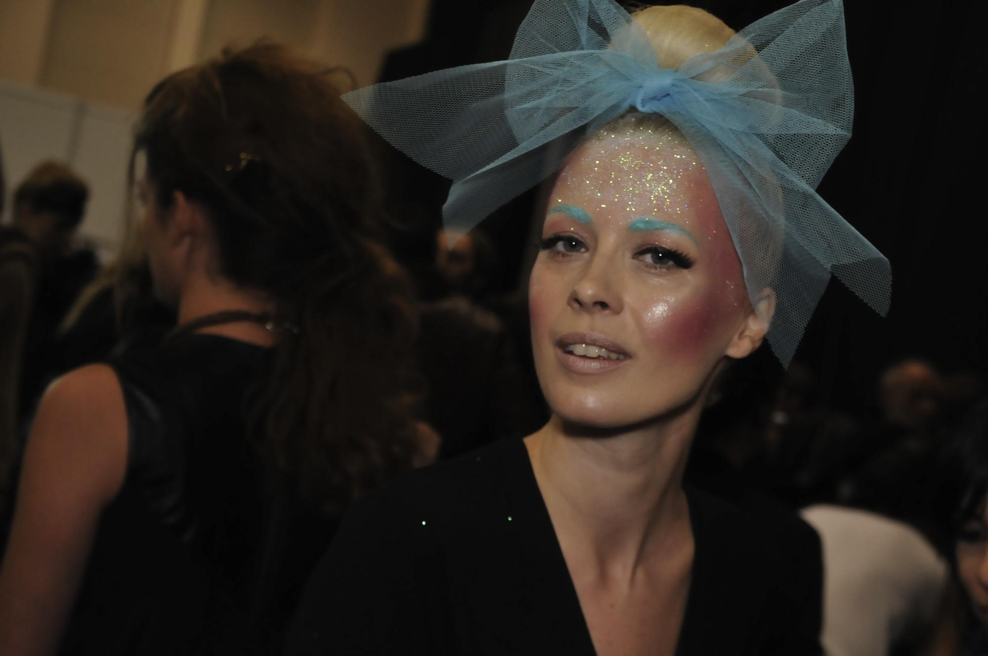 andjelija vujovic Peto veče 30.Amstel Fashion Week a