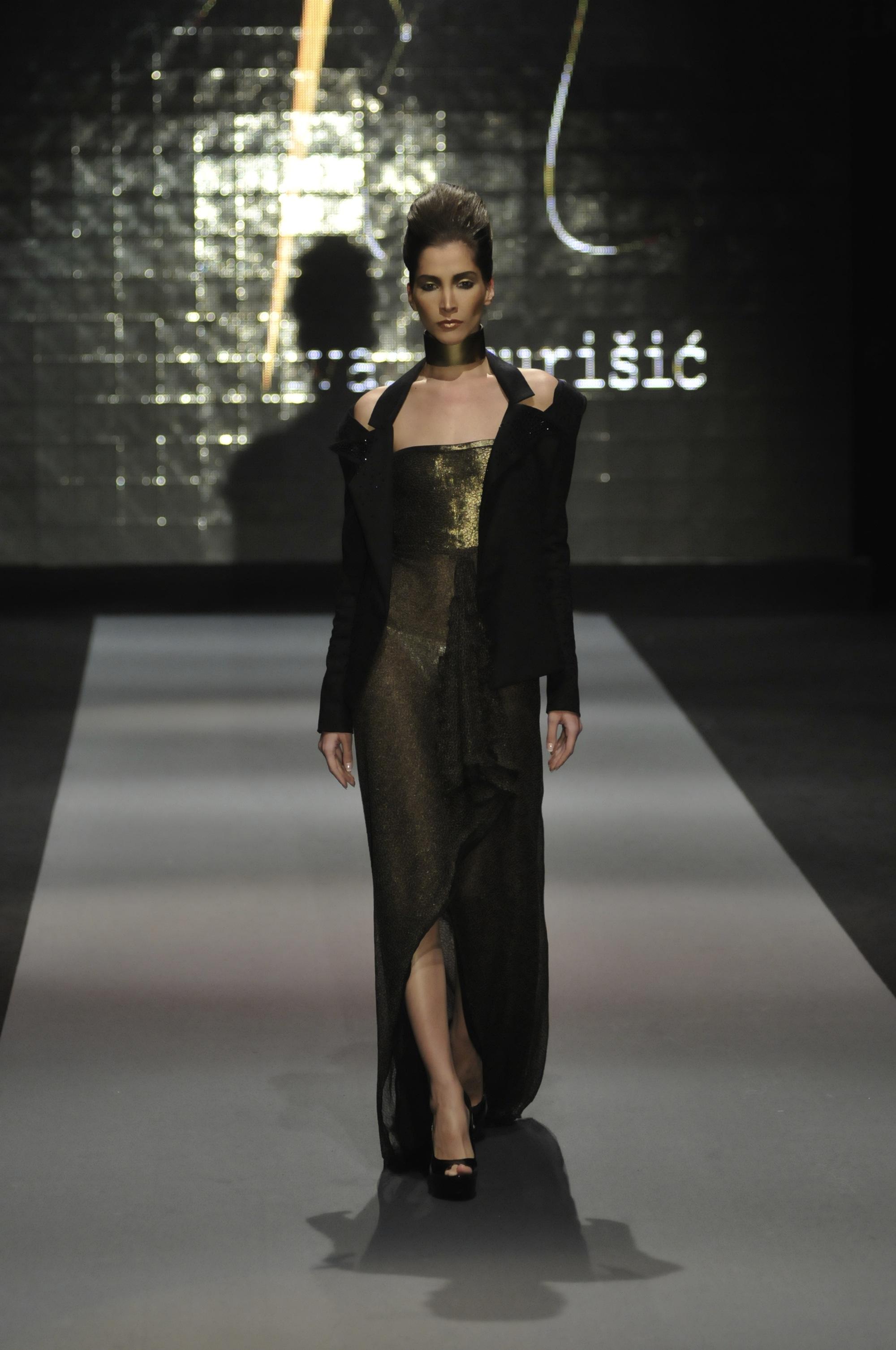 ivanamurisic Peto veče 30.Amstel Fashion Week a