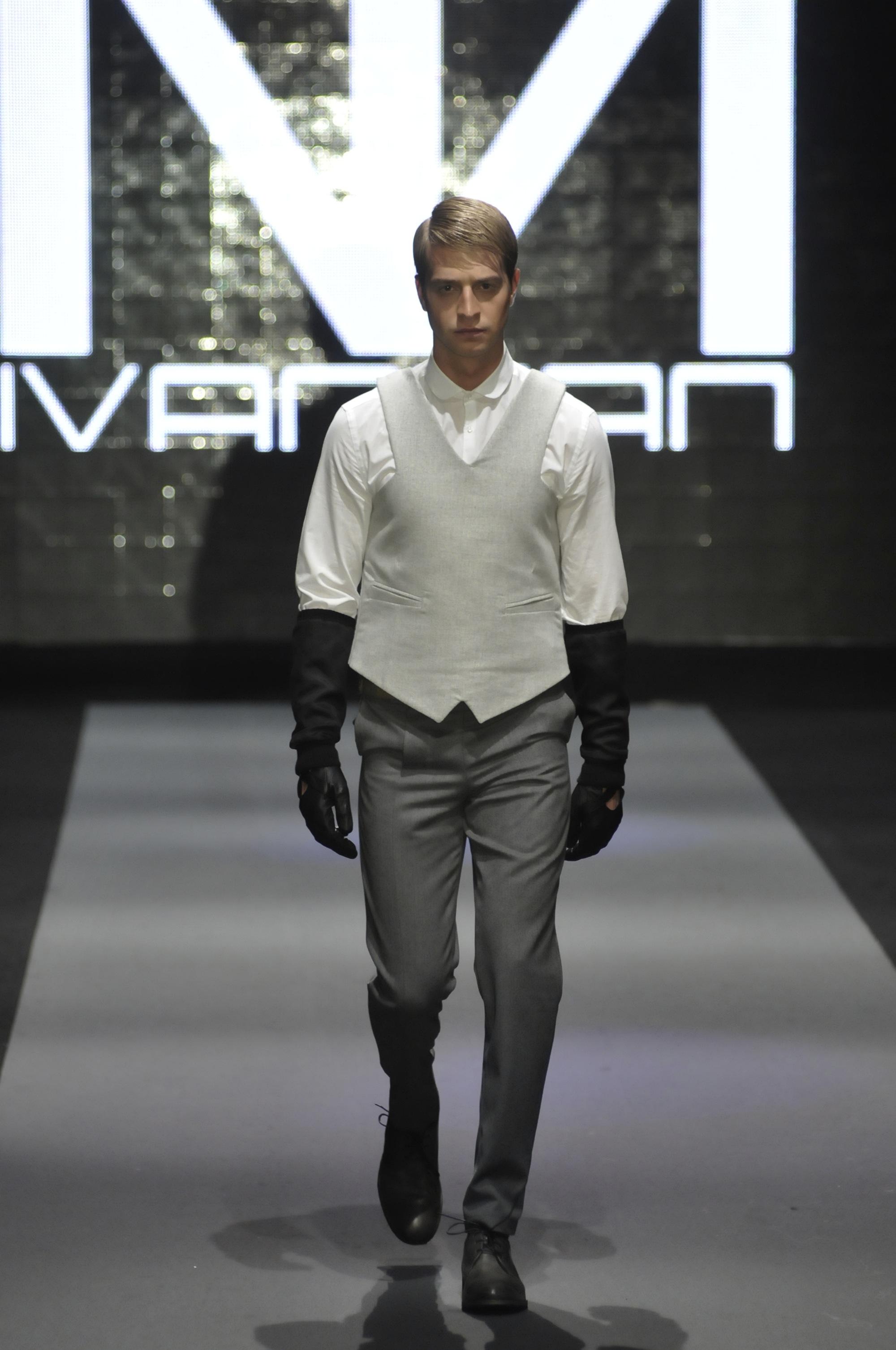 ivanman Peto veče 30.Amstel Fashion Week a