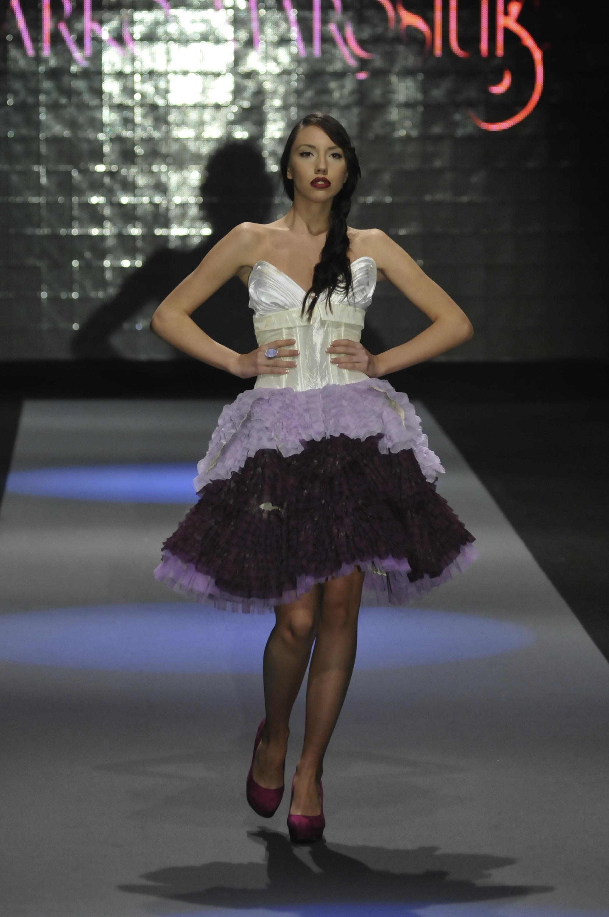 markomarosiuk2 Peto veče 30.Amstel Fashion Week a