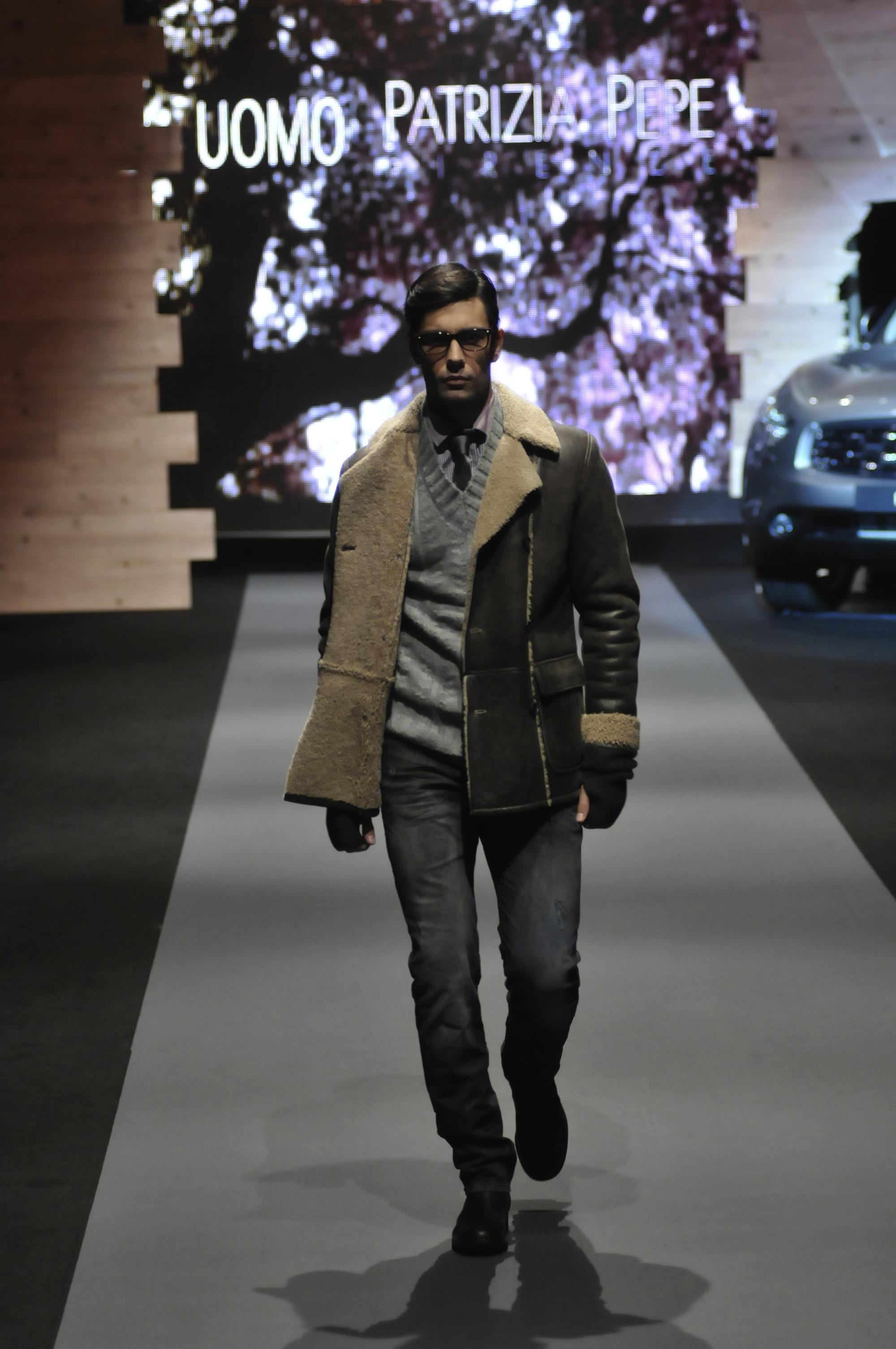 patriziapepe Peto veče 30.Amstel Fashion Week a