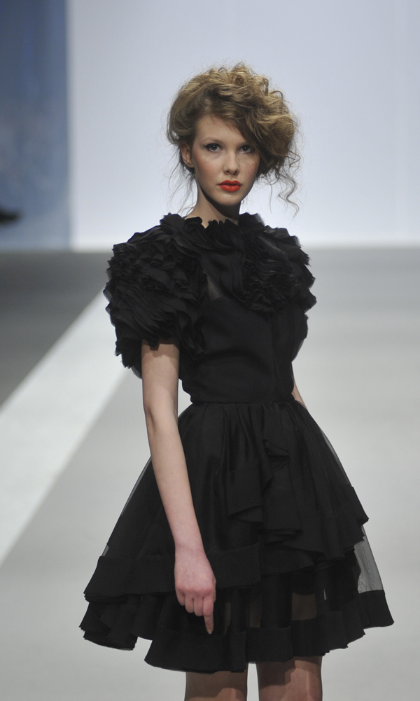 ana sekularac 33. Perwoll Fashion Week: Treći dan