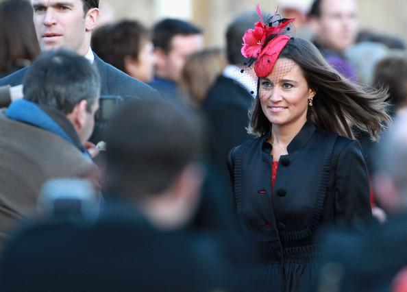 015 Biti sestra princeze: Pippa Middleton