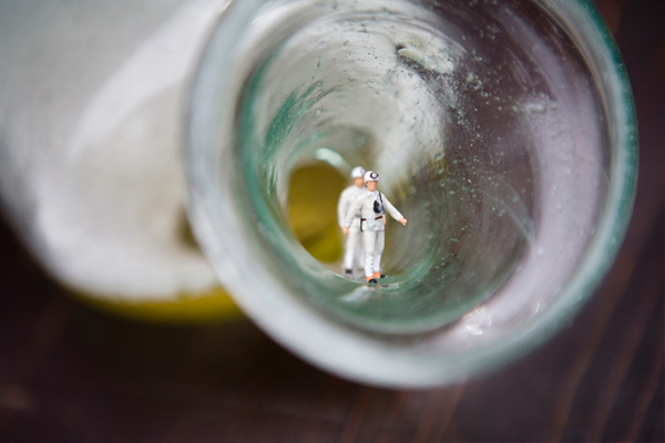 """galerija 6 """"Plastični život"""": Vincent Bousserez"""