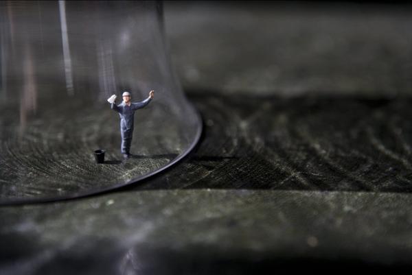 """galerija 7 """"Plastični život"""": Vincent Bousserez"""