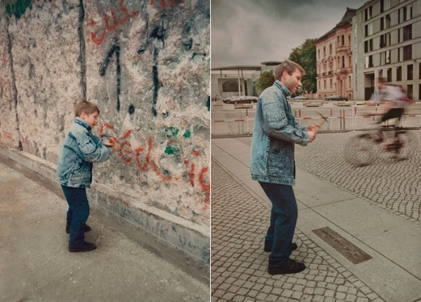 23 christoph 1990 2011 berlin wall low Ponovo se vraćamo u budućnost!