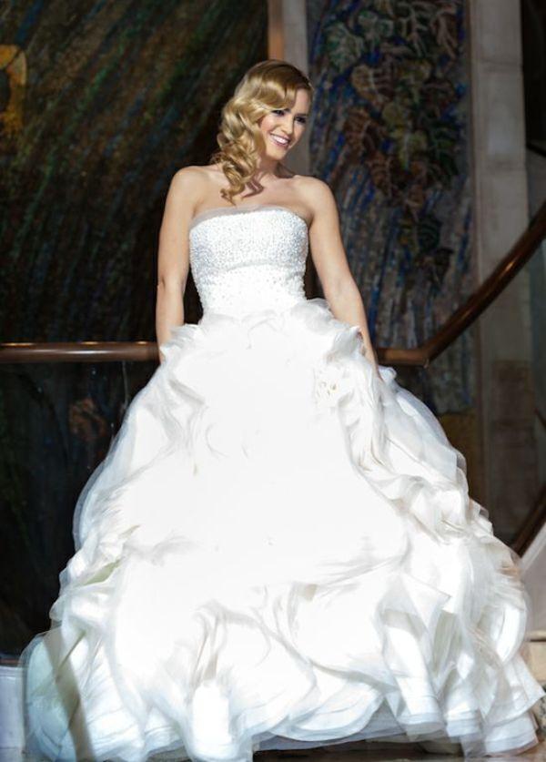sajamvencanja 164 of 335 11. Sajam venčanja i revija Poznate dame u venčanicama