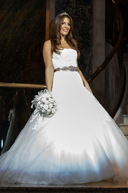 sajamvencanja 184 of 335 11. Sajam venčanja i revija Poznate dame u venčanicama