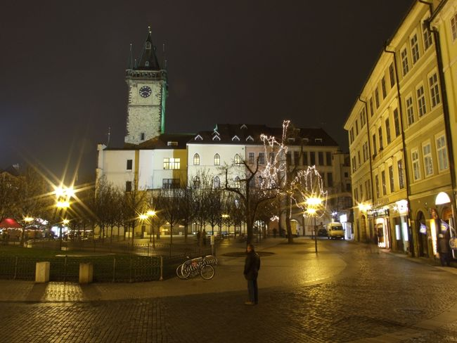 galerija 1 Trk na trg: Staroměstské náměstí, Prag