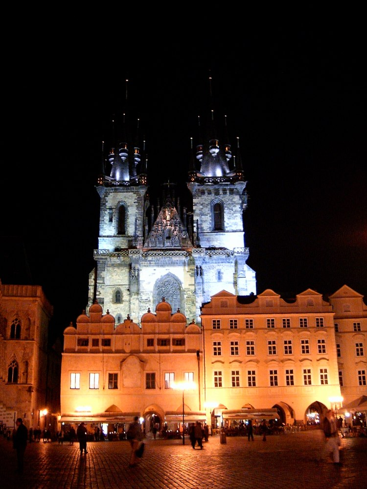 galerija 5 Trk na trg: Staroměstské náměstí, Prag