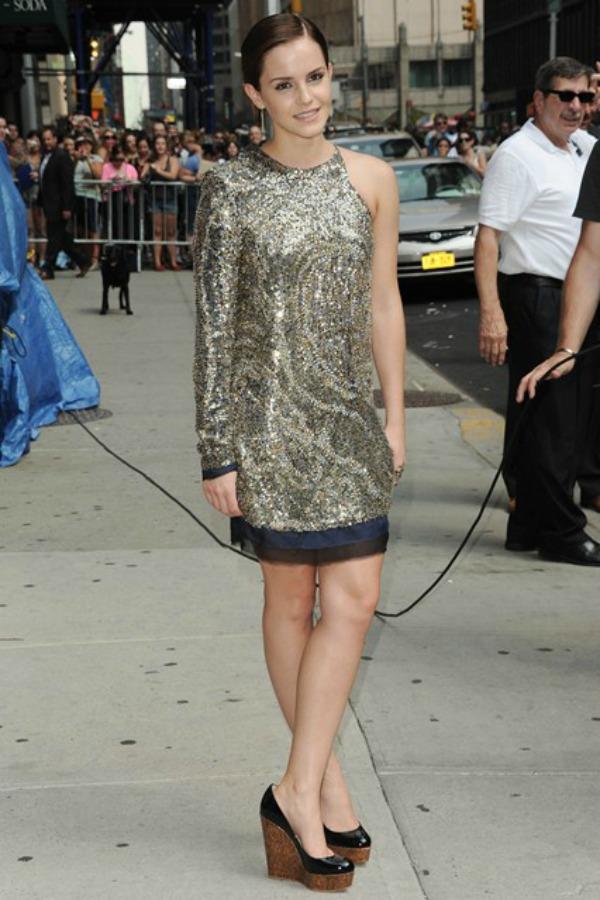 ema votson12 Prelistavamo stil: Emma Watson