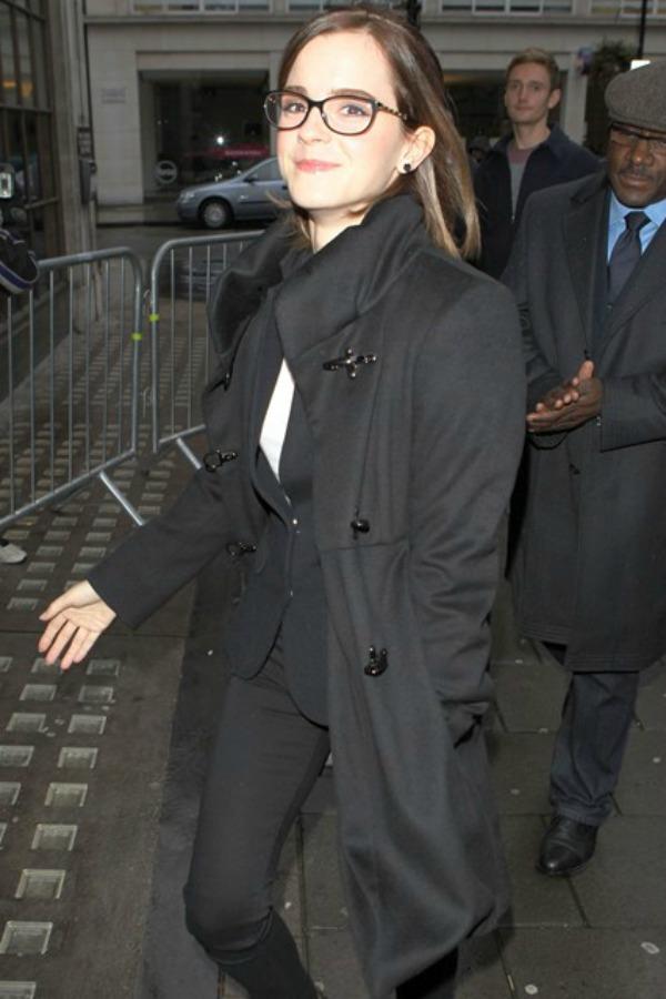 ema votson14 Prelistavamo stil: Emma Watson