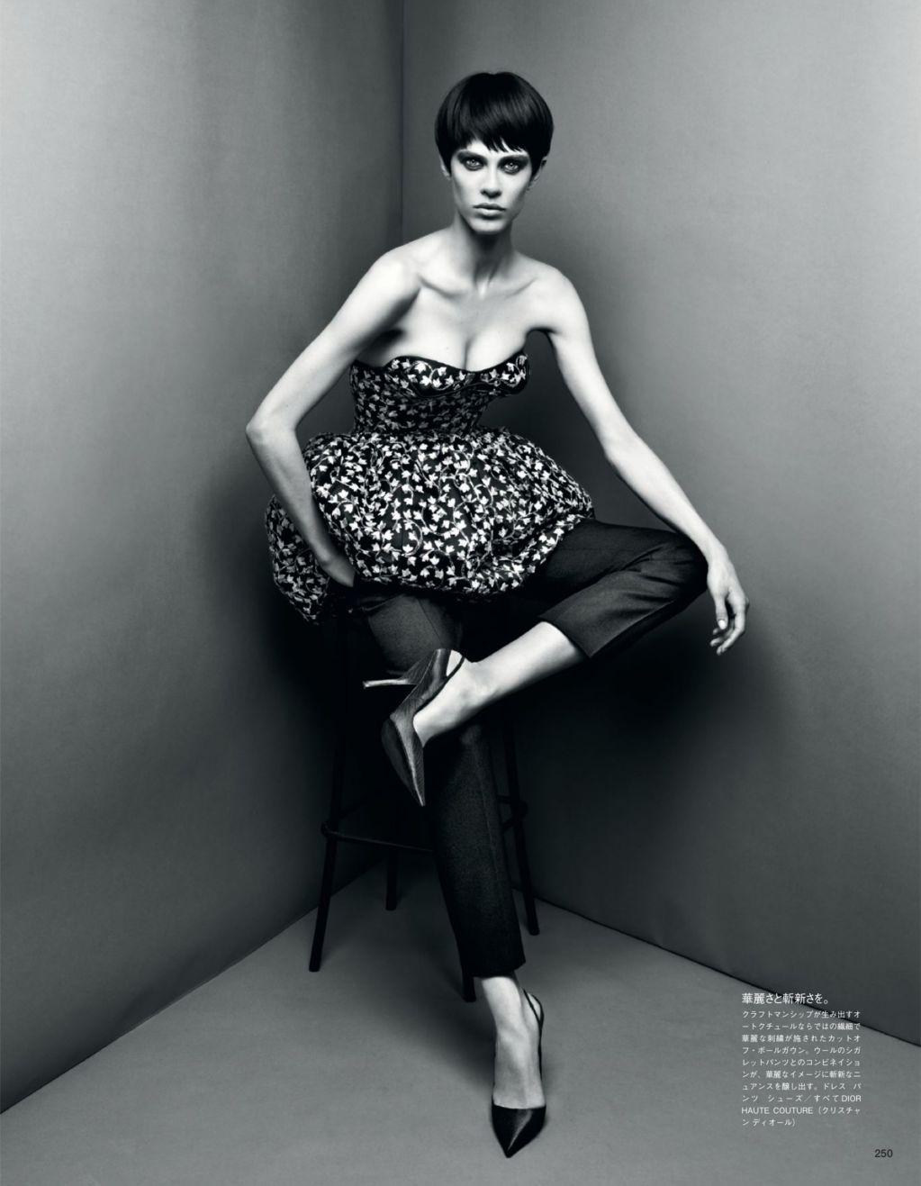 vogue japan patrick demarchelier Patrik Demaršelije: Francuski kralj modne fotografije