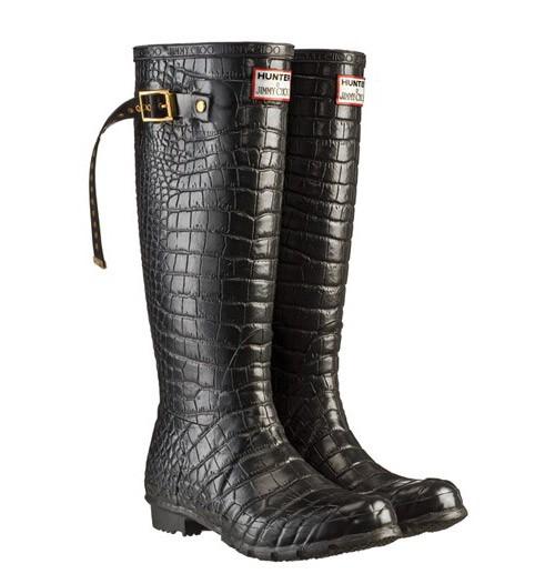 jimmy choo hunter boots395 Rain boots