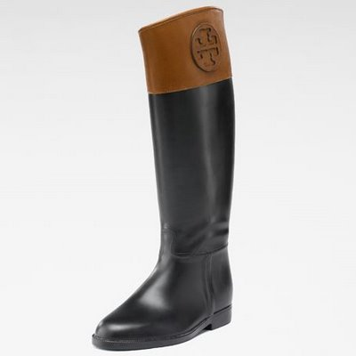 tory burch250 Rain boots