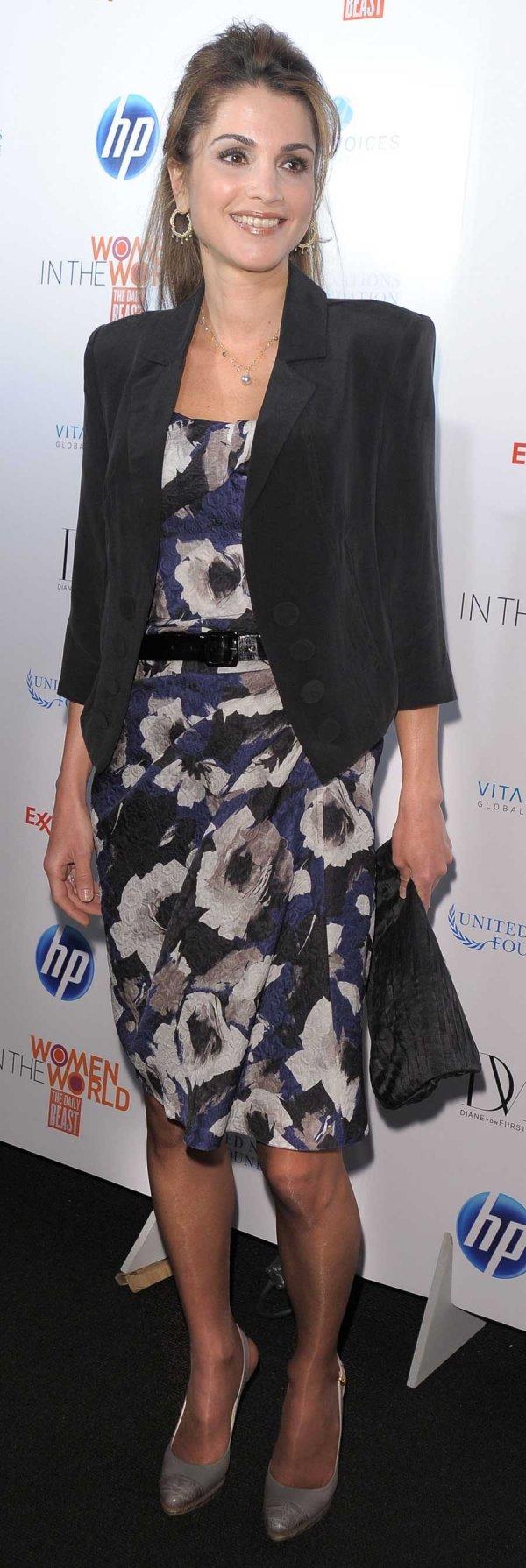 2010 03 15 queenrania Royal Style: Queen Rania of Jordan