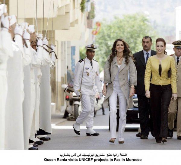 3112i Royal Style: Queen Rania of Jordan
