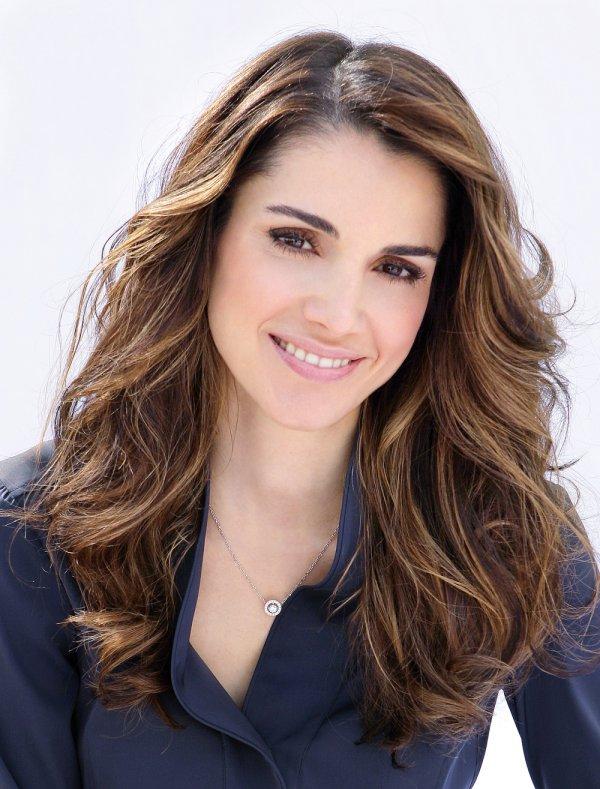 queen rania Royal Style: Queen Rania of Jordan