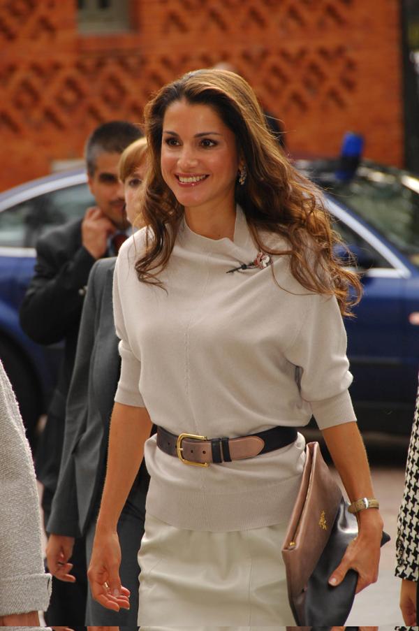 ranija234 Royal Style: Queen Rania of Jordan