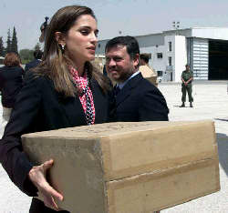 3410 Ranija od Jordana   borac za ljudska prava