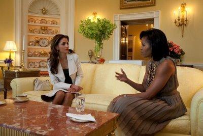 queen rania1 Ranija od Jordana   borac za ljudska prava
