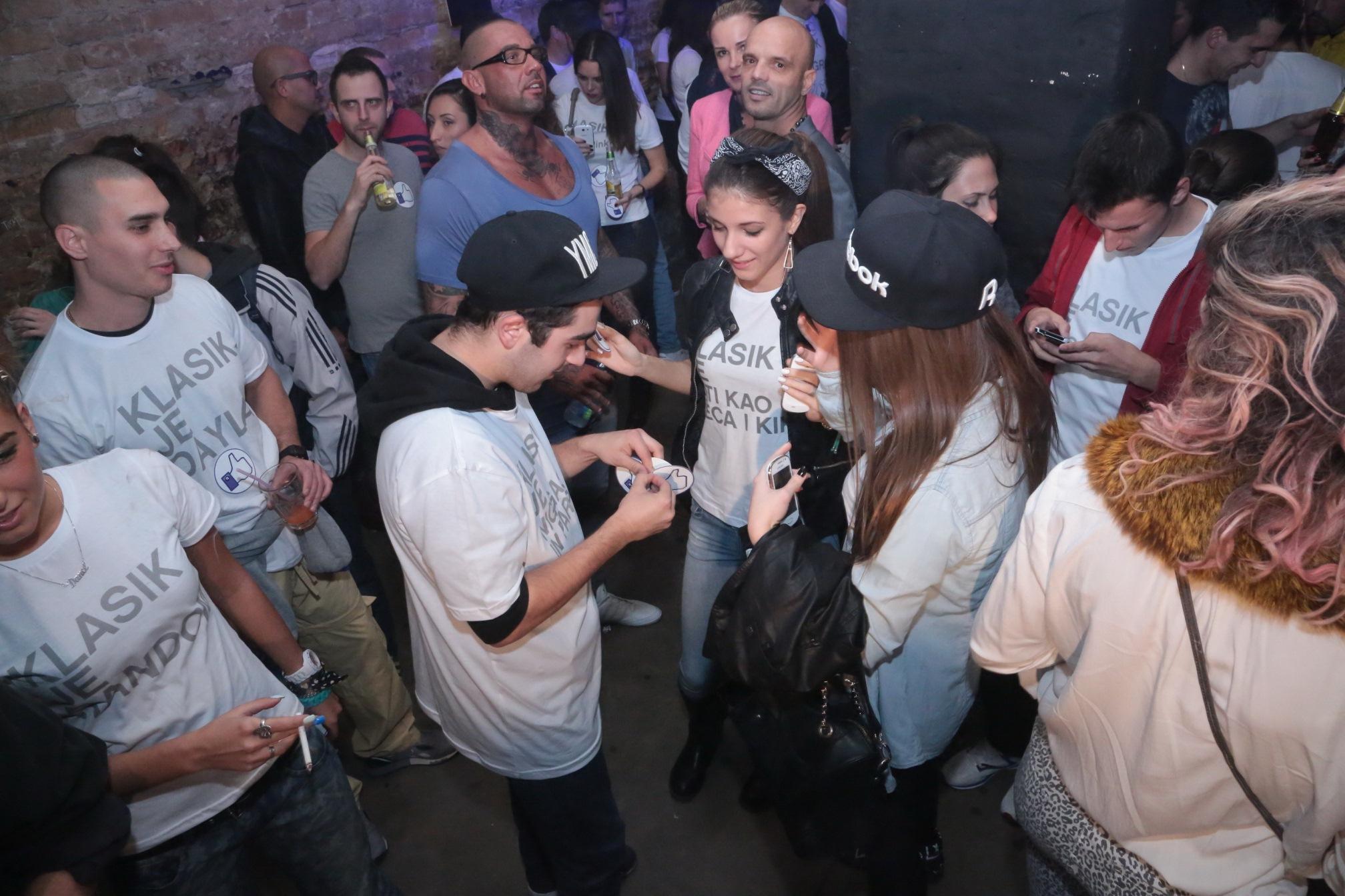 "14 Reebok Classic party okupio one koji ""žive sa strašću"""