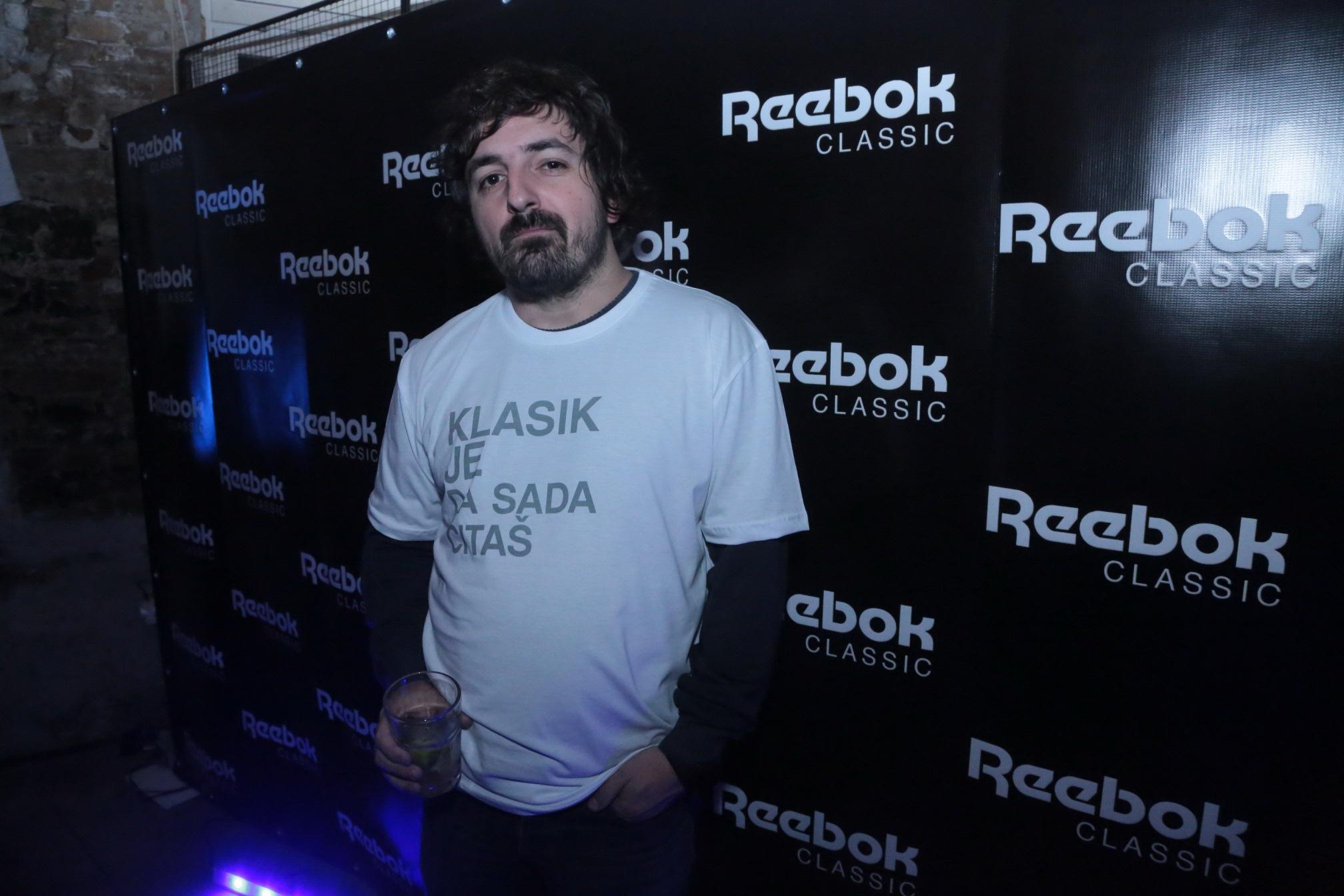 "16 Reebok Classic party okupio one koji ""žive sa strašću"""
