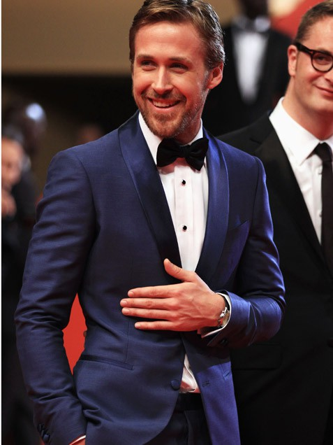 ryan gosling attends the premiere of drive in cannes on may 20 2011 Pet minuta sa... Rajanom Goslingom