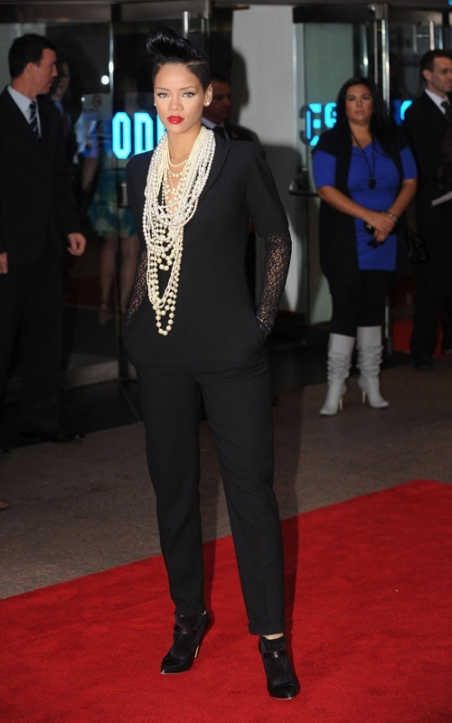 out in london  july 23  2009 Stilske transformacije: Rihanna