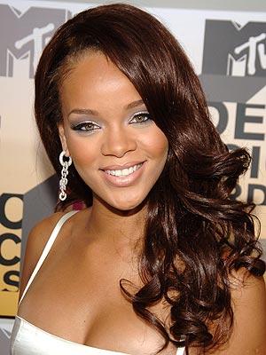 rihanna Stilske transformacije: Rihanna