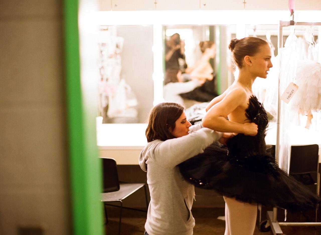 black swan Rodarte sestre: Kate i Laura Mulleavy