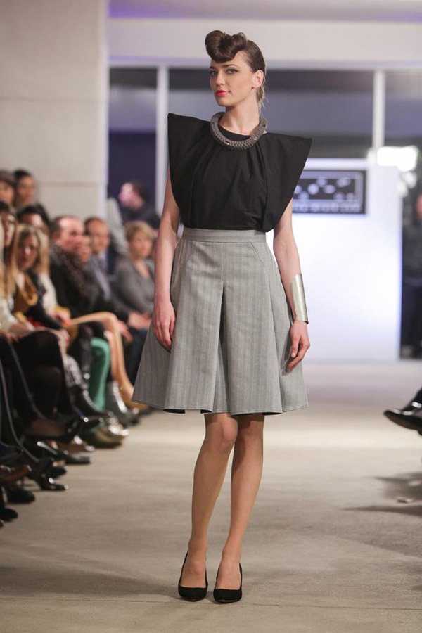 rosica mrsic Fashion Week Skoplje: Rosica Mrsik