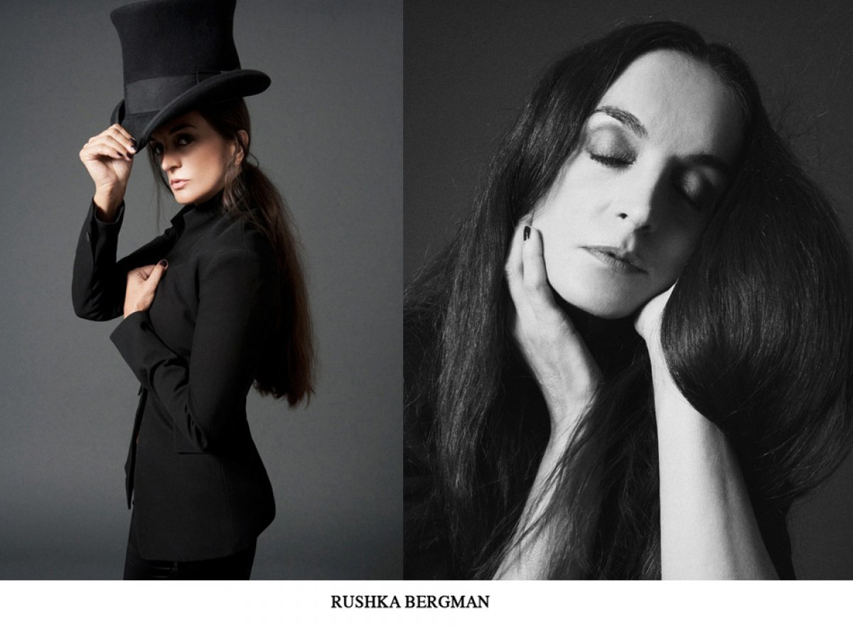 rushka bergman xx Rushka Bergman
