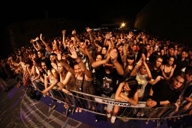 mtv koncert iswib 2010 3 Sajam 50 država sveta & MTV koncert na Kalemegdanskoj tvrđavi
