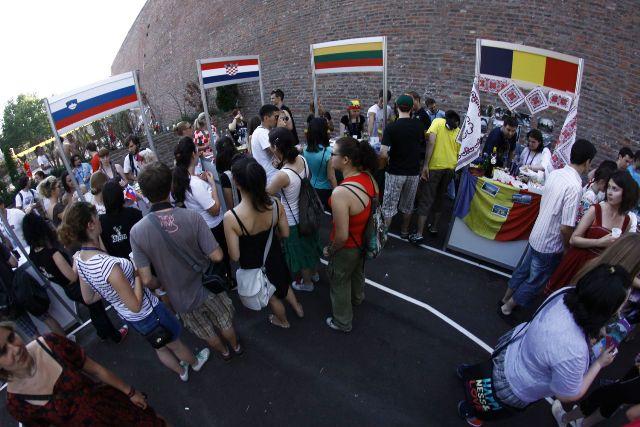 sajam dr ava iswib 2010 1 Sajam 50 država sveta & MTV koncert na Kalemegdanskoj tvrđavi