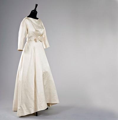 audrey hepburns wedding dress 2 Made in Italy: Sestre Fontana