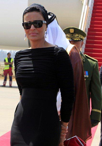 249752 217801874908395 211650088856907 775400 3242559 n Royal style: Sheikha Mozah bint Nasser Al Missned