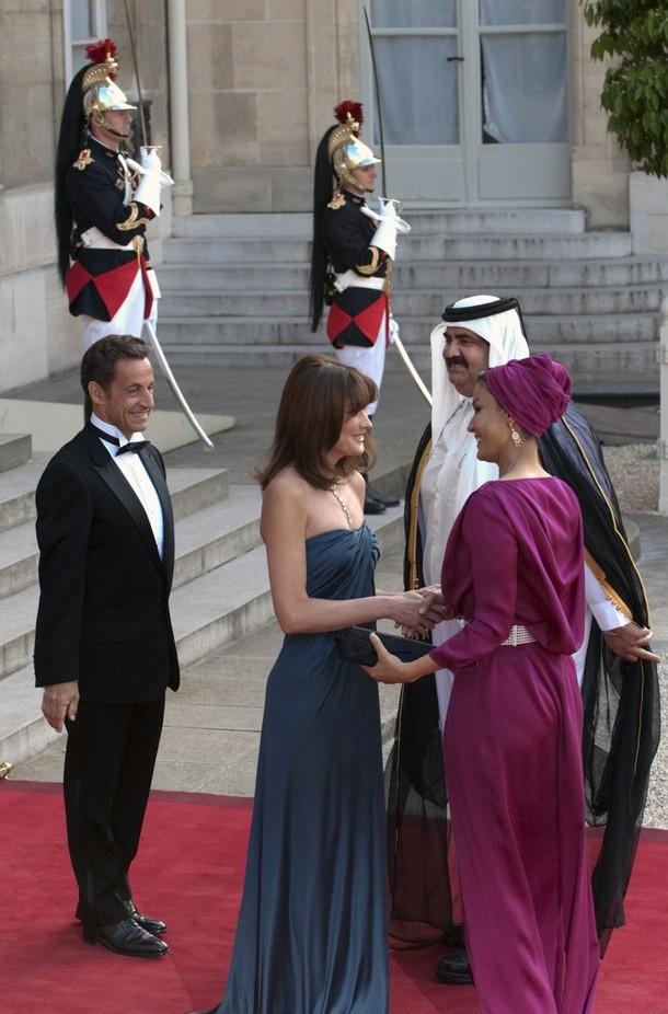 3677257543 c02f6170b3 o Royal style: Sheikha Mozah bint Nasser Al Missned