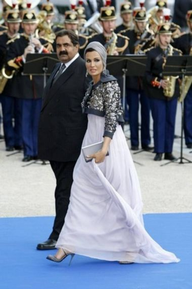resizerphp1 Royal style: Sheikha Mozah bint Nasser Al Missned