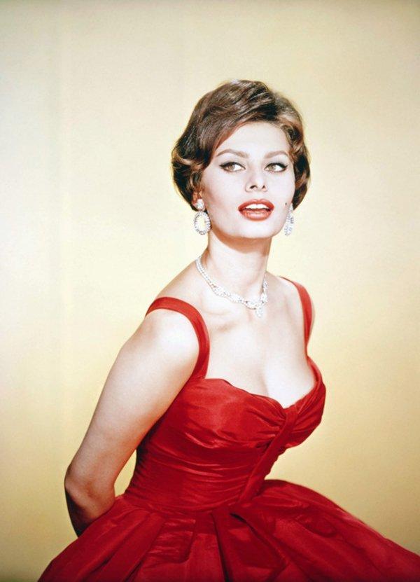 haljina3 La Moda Italiana: Sofija Loren