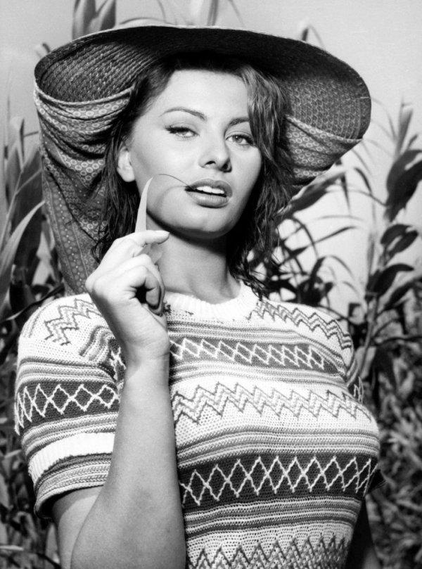 print4 La Moda Italiana: Sofija Loren