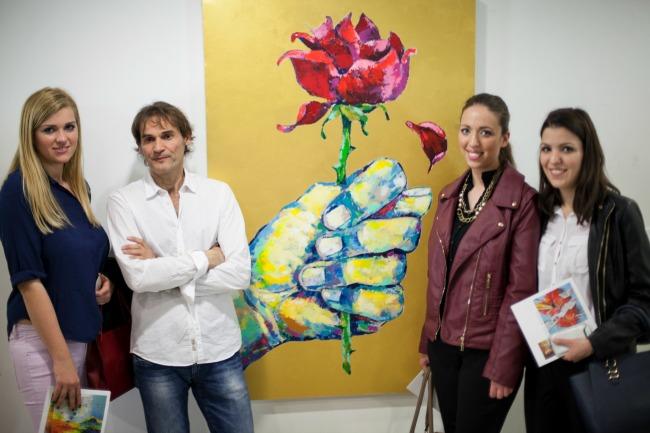 8 Wannabe intervju: Stevo Mandić, slikar
