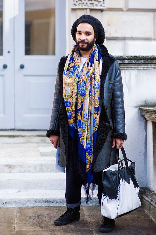 streetstyle893 Street Fashion: Men