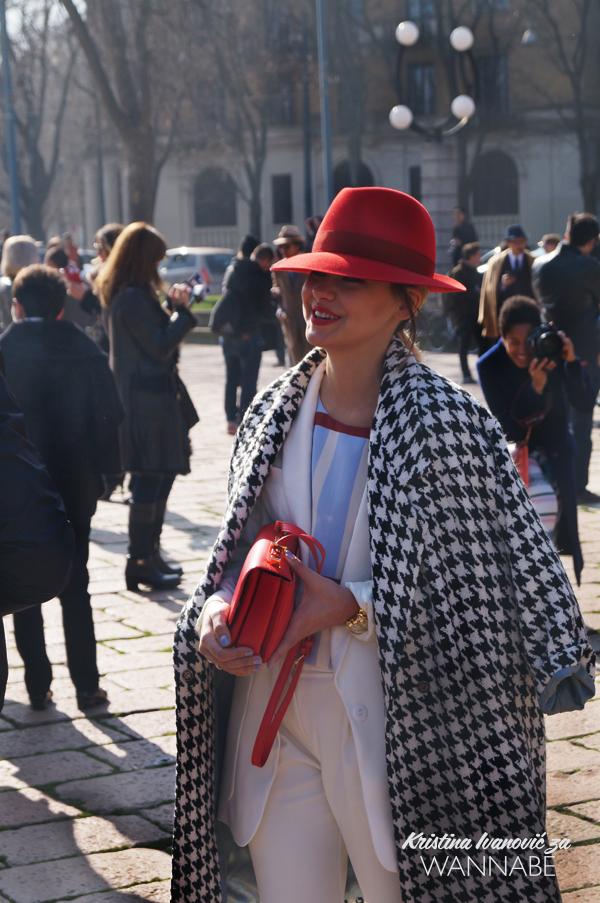 004 Street Style Milan Fashion Week: Svi ti kaputi