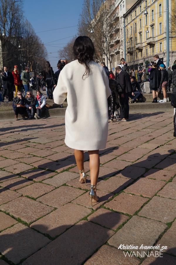 005 Street Style Milan Fashion Week: Svi ti kaputi
