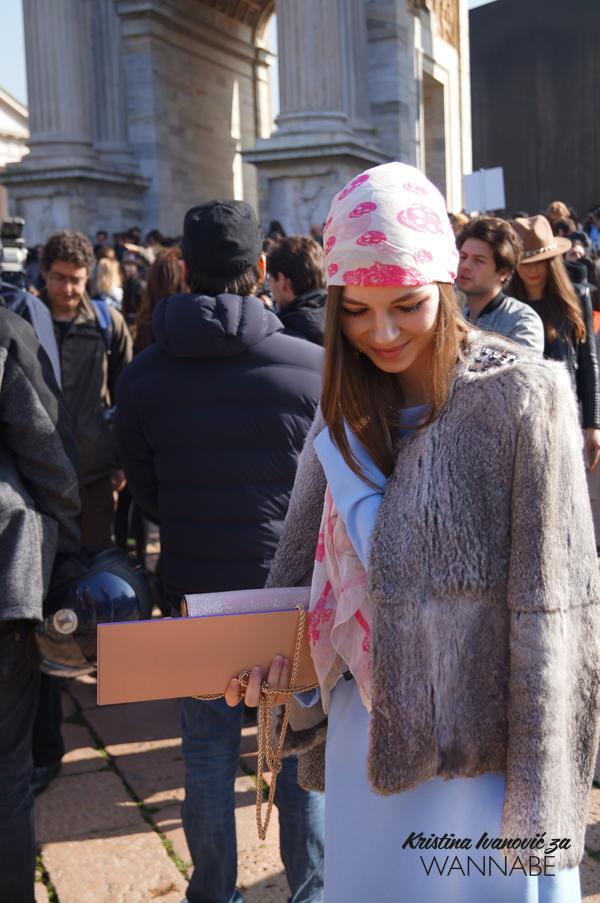 006 Street Style Milan Fashion Week: Svi ti kaputi
