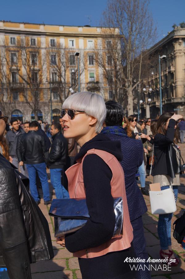 007 Street Style Milan Fashion Week: Svi ti kaputi