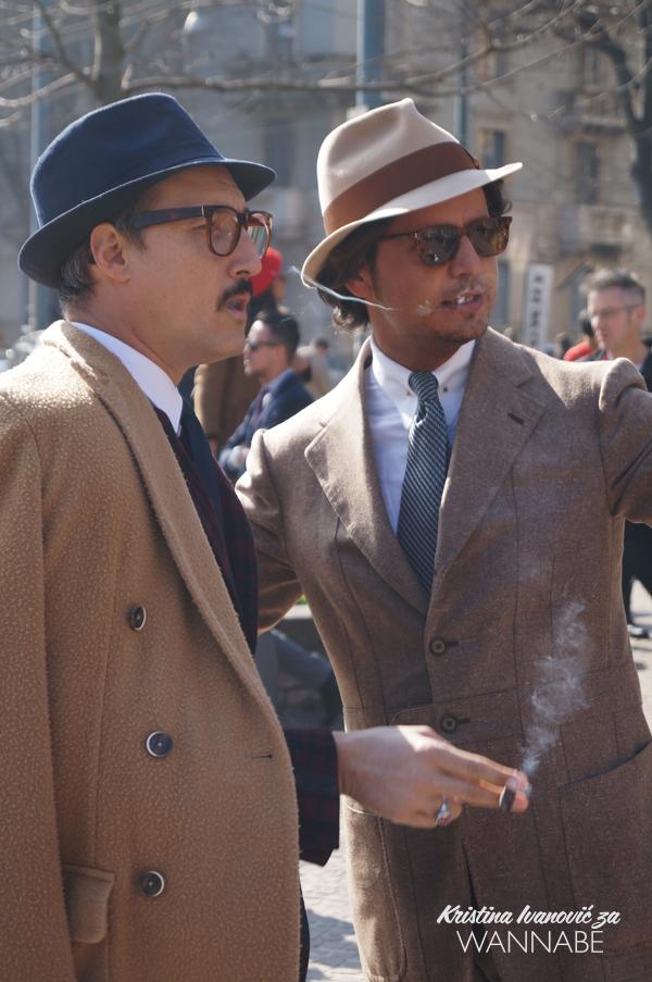 009 Street Style Milan Fashion Week: Svi ti kaputi