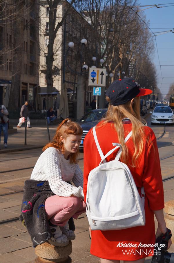 011 Street Style Milan Fashion Week: Svi ti kaputi